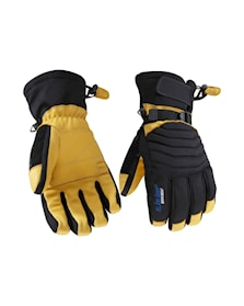 Work Gloves Lined Leather