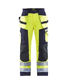 Multinorm ripptaskutega püksid
