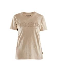 Ladies t-shirt 3D