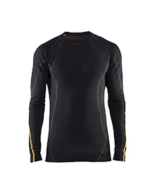 Flammschutz Unterhemd, 78% Merinowolle
