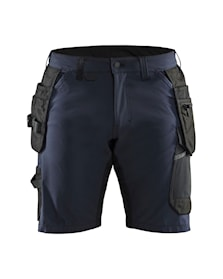 Pantaloncini artigiano stretch 4-vie
