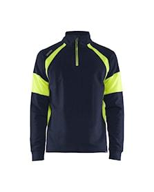 Sweatshirt met High Vis zones