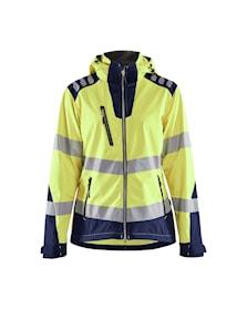 Women's Hi-Vis Softshell jacket