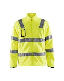 High vis Fleece Jacket