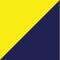 High Vis Gelb/ Marineblau