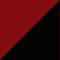 Rouge brique/ Noir