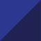 Chrpová modr/ námornická modr