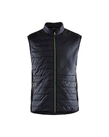 Vest warm-lined