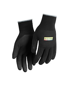 Werkhandschoen nitril gedipt 12-pack