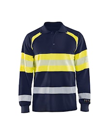 Multinorm Pique long sleeved