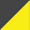 Medium Grijs/ High Vis Geel