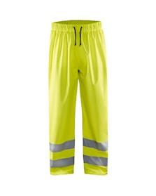 Výstražné kalhoty do dešte TRÍDA 1