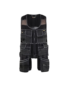 gilet sans manches X1900 multipoches