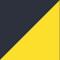 Marine foncé/ Jaune