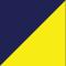 Marineblau/  High Vis Gelb