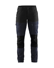 Ladies Service Trousers with Stretch