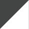Anthrazit Grau/  Weiß