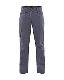 Dámské servisní kalhoty - recyklovaný polyester