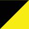 Schwarz/ Gelb