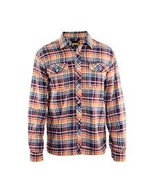 Camicia in flanella
