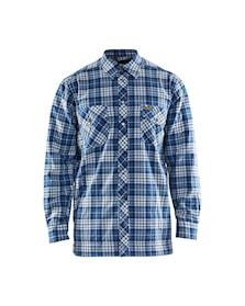 Podšitá flanelová košile
