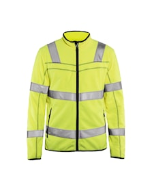 High Vis Microfleece jacket