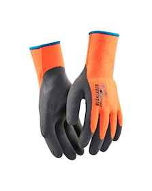 Work gloves lined, latex coated