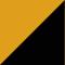 miel doré/ Noir