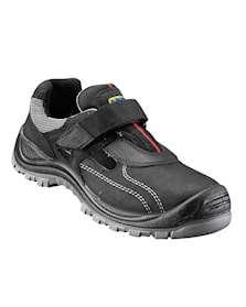 Ochranné sandály - ocelová špicka S1P