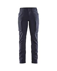 Pantalon maintenance hiver softshell femme