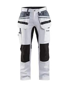Painter Trousers with Stretch