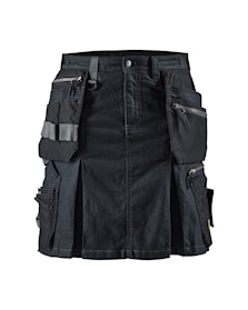 Craftsman skirt with Stretch